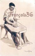 64 - Sandalier Par Raoul Serres - Illustration - Francia