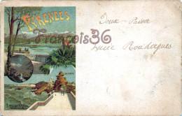 64 - Pyrénées - Pau Biarritz - Hugo D'Alési Illustration - France