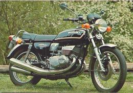 MOTO SUZUKI 380 GT - Motorräder