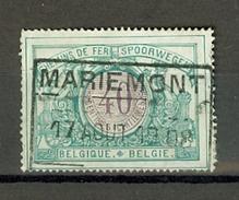 TR 34 : Mariemont , Zie Scan ( 3-1-1 )