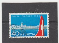 KAR83 SCHWEIZ 1953  MICHL  585 Used / Gestempelt 10% KATALOG  ZÄHNUNG Und STEMPELN Siehe ABBILDUNG