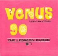 45 T The Lemmon Cubes Venus 90 / Prince Of The Beats 1990 OTB 1305 - Dance, Techno & House