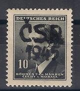 1945 Revolutionary Local Stamp  - Svaty Kopecek -  MNH ** - Czechoslovakia