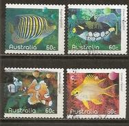 Australie Australia Poisson Fish Obl