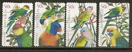 Australie Australia 200- Oiseaux Parrots Obl