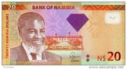 NAMIBIA P. 12b 20 D 2013 UNC - Namibie
