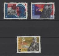 RUSSIE . YT 3011/3013 Neuf ** Films Soviétiques 1965