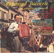 45 T EP Raymond Boisserie Perles De Cristal + 3  Trianon 4352 - Instrumental