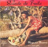 45 T EP Raymond Boisserie Salade De Fruits + 3 Trianon 4371 - Instrumental