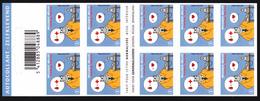 2008 - BOEKJE CARNET Nr. 88 ** RODE KRUIS - CROIX-ROUGE - Ongeplooid
