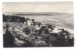 CPSM Glacée La Franqui Aude 11 Vue Panoramique Prise De La Falaise éditeur Lasserre N°13 écrite Timbrée 1952 - Autres Communes