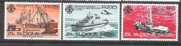 ZES 1982  Island Development Ships MNH CV £1.25