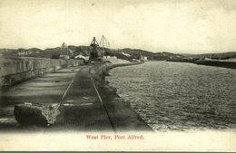 Port Alfred - West Pier     AFRIQUE DU SUD SUDAFRICA  South Africa  - - South Africa