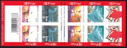 2005 - BOEKJE CARNET Nr. 56 ** SPROOKJES  CONTES / ANDERSEN - Ongeplooid