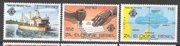 ZES 1980 Establishment Of Travelling Post Office MNH CV £0.85
