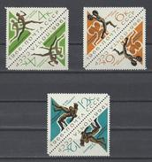 RUSSIE . YT 3102/3104 Neuf ** Sports Divers 1966