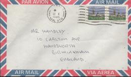 3140 Carta Aérea  Anonima Don Mills (ontario,) M4L  3TO  Canada 1985