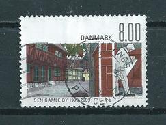 2009 Denmark Den Gamle By 8.00 Dkr. Used/gebruikt/oblitere