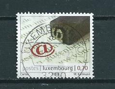 2009 Luxemburg Communication,internet Used/gebruikt/oblitere