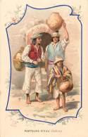 Bolivie - Porteurs D 'Eau - Craft