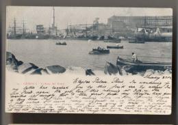 Gênes - Genova - 1903 - Vue Du Port - Genova (Genoa)