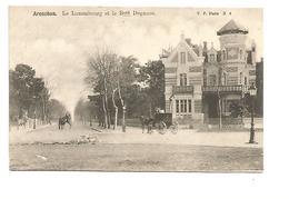 ARCACHON , LE LUXEMBOURG ET LE BOULEVARD DEGANNE - Arcachon