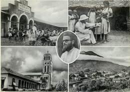 Cameroun - Nkongsamba - Multi-Vues Et La Mission Catholique - Cameroun