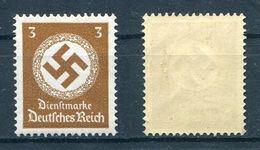D. Reich Dienst Michel-Nr. 166 Postfrisch