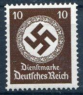 D. Reich Dienst Michel-Nr. 171 Postfrisch