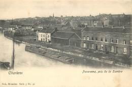 Charleroi - Nels Série 5 N° 50 - Panorama Pris De La Sambre - Charleroi