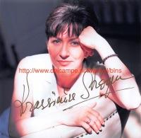 Krassimira Stoyanova Opera - Signature - Autogramme