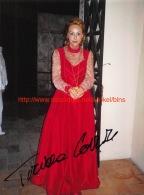 Tiziana Carraro Opera - Autogramme