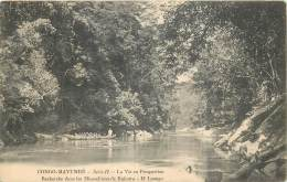 Congo - Mayumbé - La Vie En Prospection - Recherche Dans Les Micaschistes De Buluntu - Haut Loango - Belgian Congo - Other