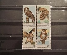 United States, 1978, MI: 1358/61 (MNH)