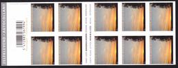 2010 - BOEKJE CARNET Nr. 109 ** TIMBRE De DEUIL - ROUWZEGEL - Ongeplooid