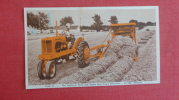 Allis Chalmers Model WD Tractor Roto Baler  Ref    2586 - Paesani