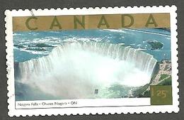 Sc. #1990c Tourist Attraction, Niagra Falls, O.N. HV Single 2003 K2845
