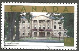 Sc. #1990e Tourist Attraction, Charlottetown, P.E.I. HV Single 2003 K290