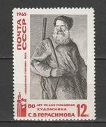 URSS  1965  Xx Uni 3974    -    Postfrisch   -   Vedi Foto !