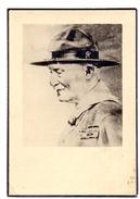 Devotie - Devotion - Doodsprentje Lord Robert Baden Powell 1940 - Scouts Scoutisme
