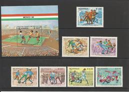 Fussball Serie Nicaragua 1985