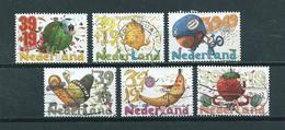 2004 Netherlands Complete Set Child Welfare Used/gebruikt/oblitere - Periode 1980-... (Beatrix)