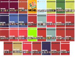 MICHEL 32 KATALOGUE ALLER WELT BRIEFMARKEN 2010/15 KATALOG PDF Und JPG - Stamp Catalogues