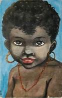 Fantaisie -  Enfant Noir - Curly Coons - Autres