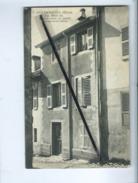 CPA - Septmoncel  - (Jura ) - Alt.950m -  Maison Natale Du Savant Jurisconsulte Dalloz - Septmoncel
