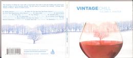 "CD "" VINTAGE CHILL - WINTER "" Vol. 4 - 14 Brani - Disco & Pop"