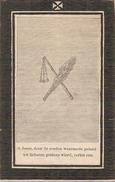 DP. CAROLUS VANDECASTEELE ° LICHTERVELDE 1806 -+ 1875
