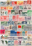 PETIT LOT DE TIMBRES DE CHINE Depart 1 Euro