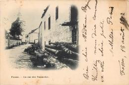 Fosses-la-Ville - La Rue Des Tanneries - Fosses-la-Ville
