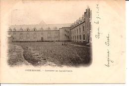 OVERYSSCHE INSTITUT DU SACRÉ-COEUR 1904 Nr Welriekende Hoeilaart  1030 D3 - Overijse